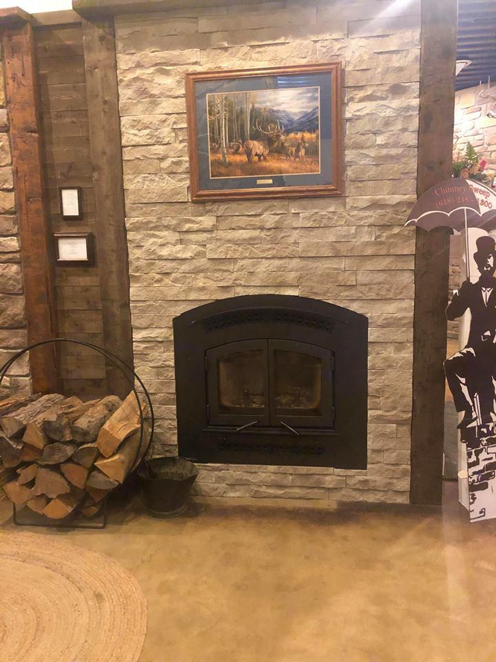 Our Showroom Wiegmann Woodworking Amp Fireplaces Sells